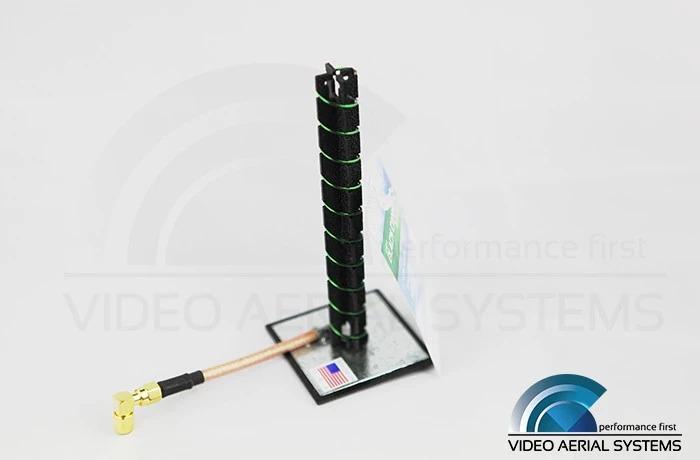 VAS 5.8GHz Black Cannon Helical LHCP V1